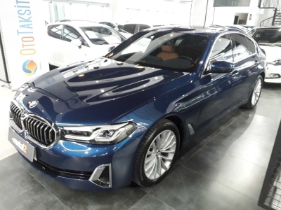 520d XDRIVE SEDAN 2.0 190 SPECIAL EDITION LUX